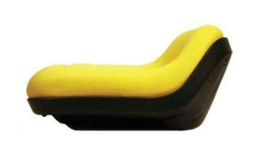 JOHN DEERE SEAT AM105927  MEDIUM BACK FITS 130 160 165 170 175 180 185