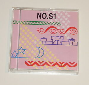 Monogram No  S1 Embroidery Card fits Baby lock, Bernina, Brother