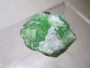 +++ Tsavorit xx // Merelani, Manyara, Tansania +++ tsavorite crystal H12
