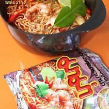 10 packs MAMA Tom Yum Goong Shrimp Flavour Spicy Soup Thai Instant Noodles Food