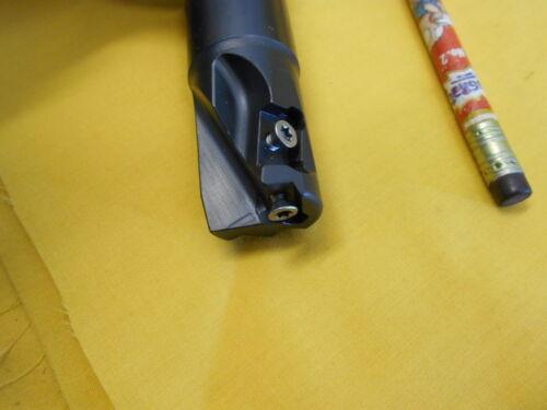 "NEW CARBIDE INSERT 1/"" END MILL cutter tool holder INGERSOLL USA 16S1A1080R01"