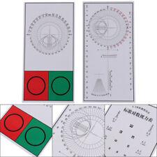 Optical Visual Chart 30cm Eye Chart Visual Testing Chart Eyevision Exam Ch Bdr