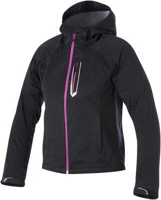 ICON Women/'s WIREFORM Textile 3-Season Motorcycle Jacket Blk//Pink Choose Size