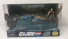 Hasbro G.I. Joe 2008 25th Anniversary Sting Raider With Copperhead NIB