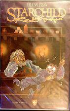 Starchild #10 VF+/NM- 1st Print Free UK P&P Taliesin Press James A. Owen