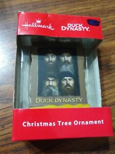 Hallmark Duck Dynasty Christmas Ornament 2013 Duck Call ...