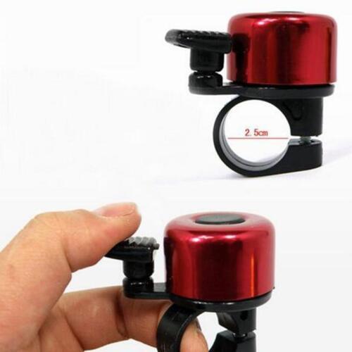 1pc Aluminum Alloy Loud Horn Bike Bell Cycling Handlebar Alarm Ring MTB Cycling