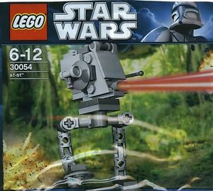 LEGO-Star-Wars-Imperiale-Bodentruppen-AT-ST-Laeufer-30054