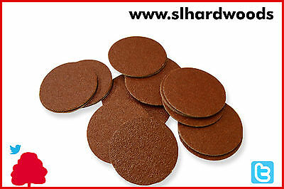 """Woodturning"" Velcro Faced Sanding Pads and Discs - Planet Plus"