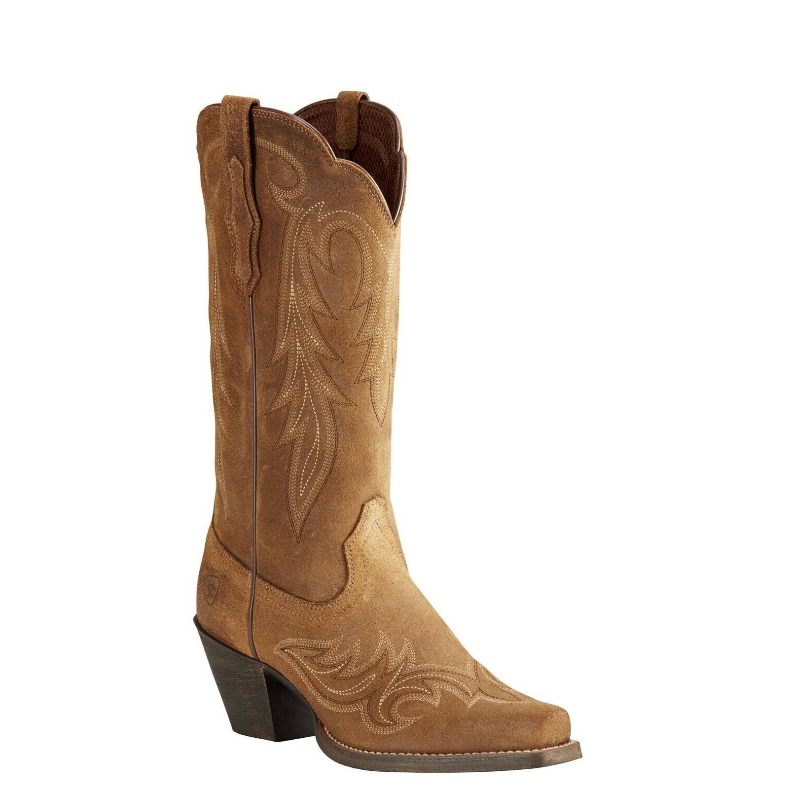 Ariat® Ladies Old West Tan Round Up Up Up Renegade Boot 10021582 afc466