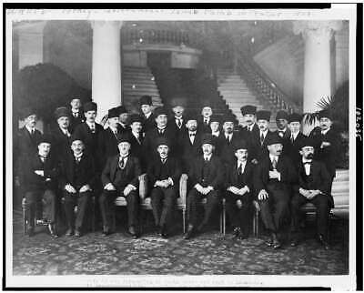 Delegation of Turks,Lausanne,Ismet Pasha,Government Officials,Turkey,1923