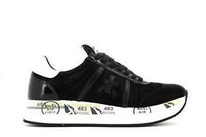 Premiata-scarpe-donna-sneakers-basse-CONNY-4086-A19