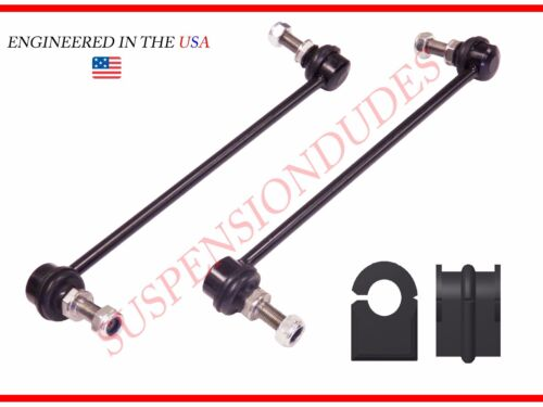 Front Bushings FOR 2007-2015 Nissan Altima 4PC Front Sway Bar Links