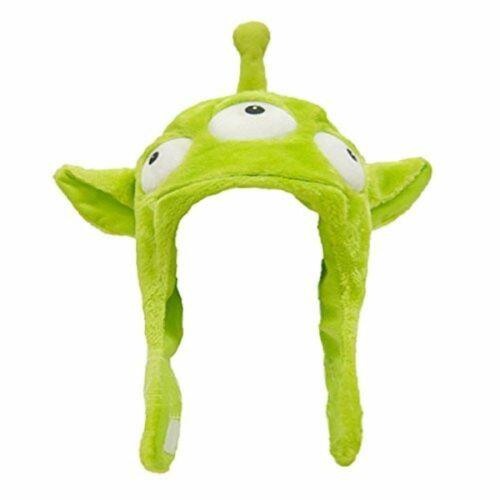 Disney Toy Story Alien Costume Cap Hat Cosplay Halloween SAZAC Japan New