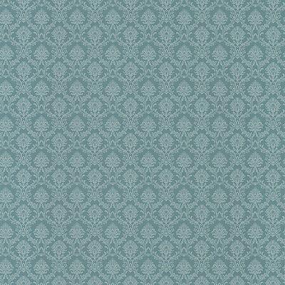 Norwall Wallcoverings Simply Silks 3 SK34752 Small Damask Wallpaper Black
