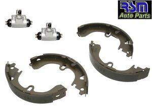 Brake Shoes & Wheel Cylinder Set Mirage 97-02