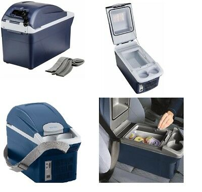 Auto Kühlbox Kühlschrank Bordbar Kühltasche Camping Pkw Minibar Warmhaltebox 12V