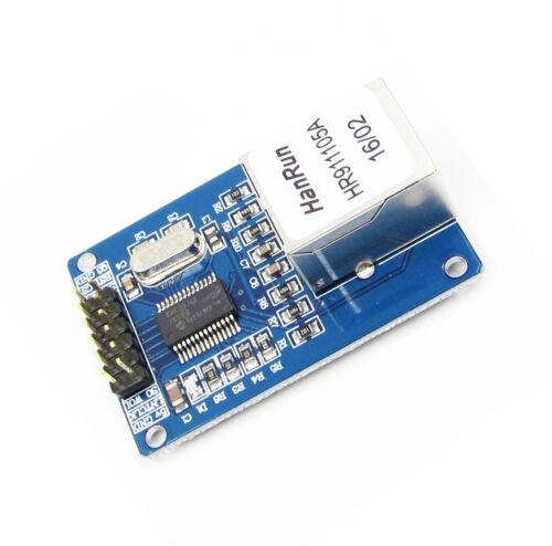 ENC28J60 Ethernet LAN Network Module For Arduino SPI AVR PIC LPC STM32 ASS