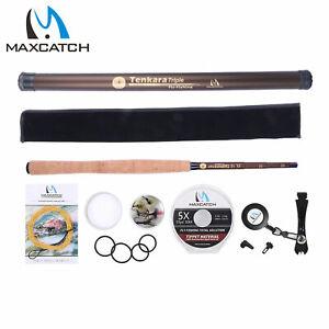 Tenkara-Rod-Combo-Complete-Kit-10-11-12-13ft-7-3-Action-Fly-Fishing-Rod