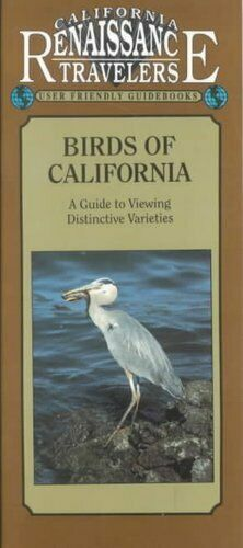 Birds of California by Rich Stallcup 9781558381322 | Brand New