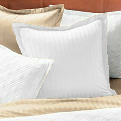 1 Pair Dust Ruffle Pillow Shams All Size /& Color 800 TC Egyptian cotton