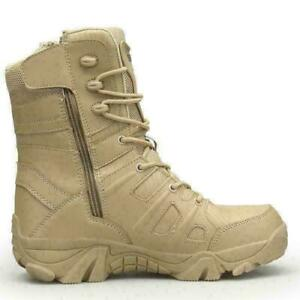 Men's Military Tactical Boots Hiking