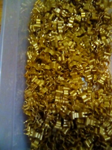 Lego Pearl Gold Flag Wave 75 Pieces NEW