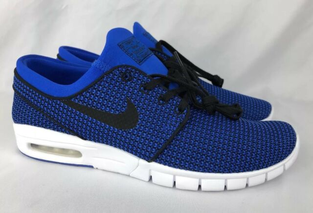 the best attitude 58b0e 5f8ef NIKE SB STEFAN JANOSKI MAX Shoes Skateboarding - Blue - 631303 403 -Mens US  10.5