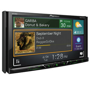 New-Pioneer-Double-2-Din-AVH-600EX-DVD-CD-Player-7-034-Bluetooth-SiriusXM-AUX-USB
