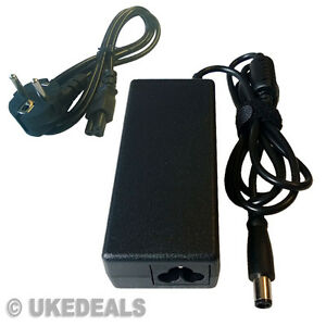 Pour-HP-Pavilion-G6-G56-G62-DV6-Envy-15-laptop-Chargeur-Adaptateur-Puissance-Cable-plomb