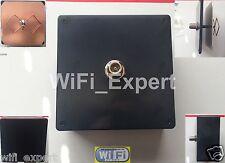 WiFi Antenna BiQuad MACH2 V.2 Dish Wireless Booster Long Range GET FREE INTERNET