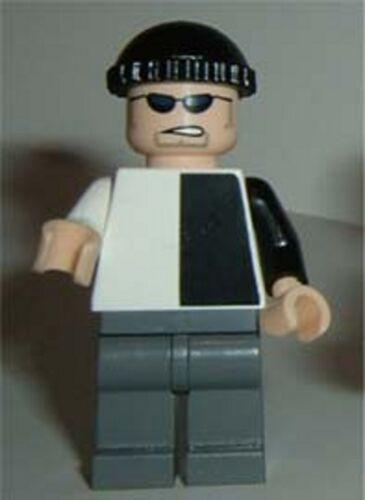 LEGO - BATMAN / TWO FACE'S HENCHMAN - MINIFIG / MINIFIGURE
