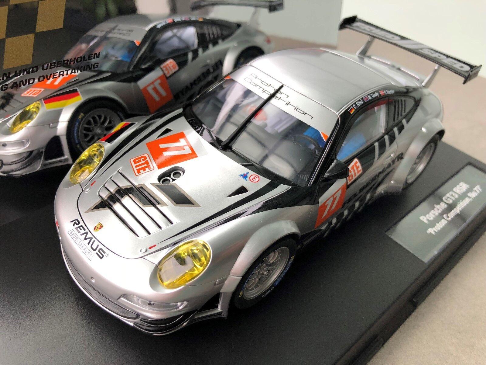Carrera Digital 124 23835 Porsche GT3 Rsr Predon Competition New Box