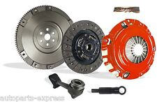 CLUTCH KIT WITH UPGRADE TO SOLID FLYWHEEL BANHOF STG 1 fits 04-07 FORD FOCUS 2.3