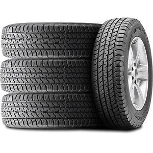 4 Tires Falken Wildpeak H/T 01A 225/60R17 99T (ODOT) A/S All Season