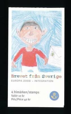Briefmarken 552245 Schweden Markenheft Nr.311** Europa Cept Schweden