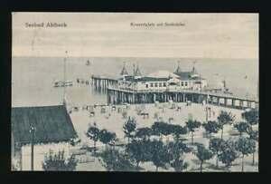 AKSeebad-Ahlbeck-Konzertplatz-mit-Seebruecke-gelaufen-1923-62586