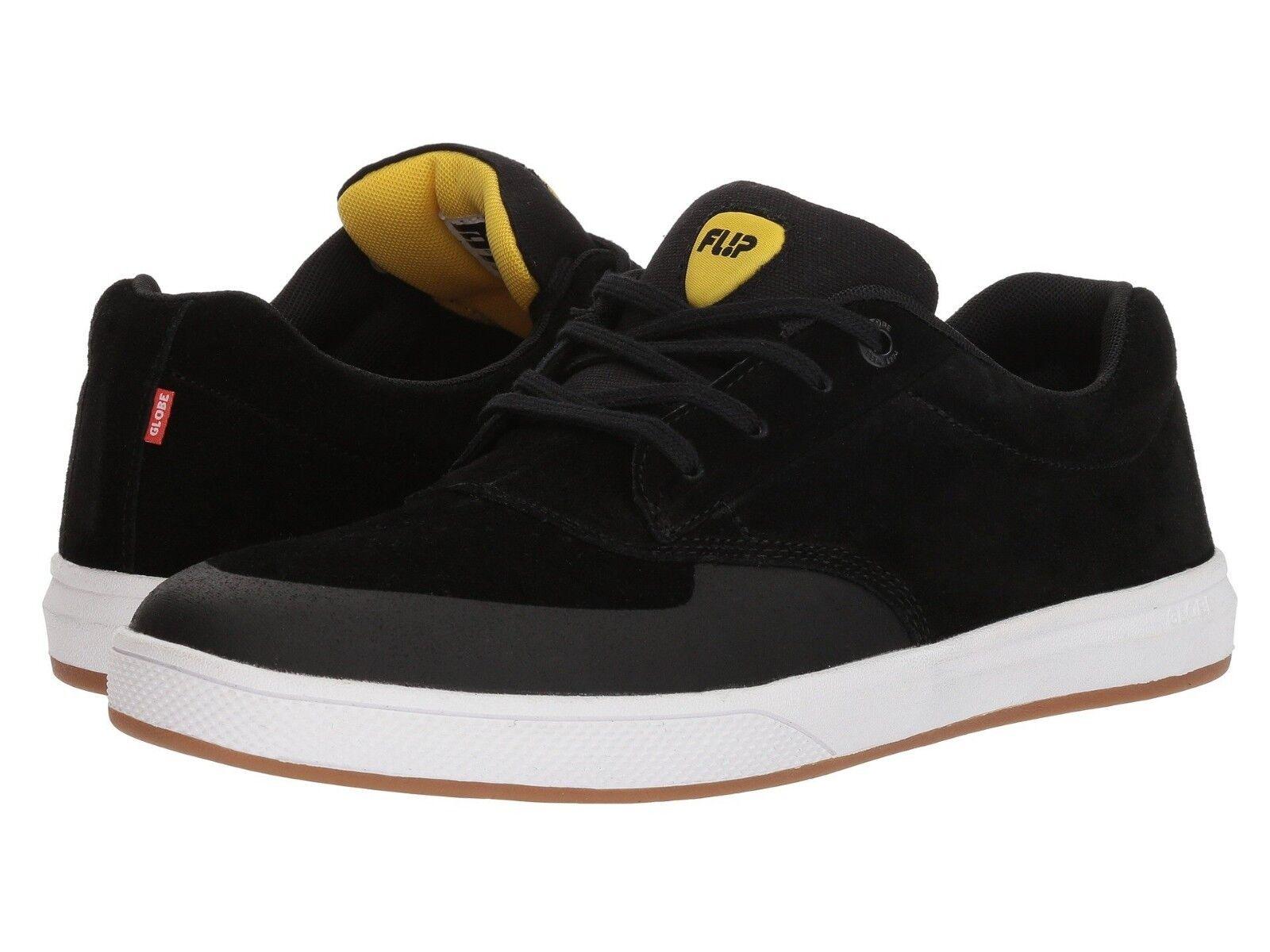 hommes GLOBE FLIP EAGLE SG SKATEBOARDING Chaussures NIB noir BUTTER FLIP GLOBE 65c973