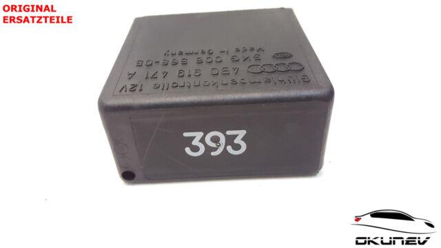 AUDI A6 4B Relais contrôle Filament N°393 4b0919471a