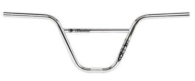 "SHADOW CONSPIRACY VULTUS Ultraléger Vélo BMX bars 8.5/"" Fit HARO SE S/&M Chrome"