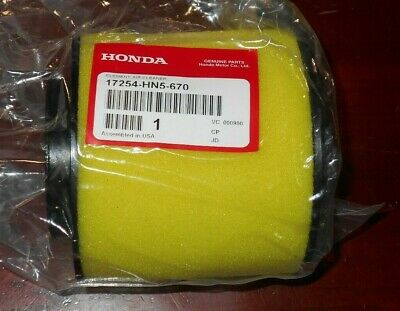 Cyleto 17254-HN5-670 Air Filter For Honda Foreman 400 450 TRX400 TRX450 1995-2004、Rancher 350 400 TRX350 TRX350FE TRX350FM TRX350TE TRX350TM Rancher 400 TRX400FA TRX400FGA