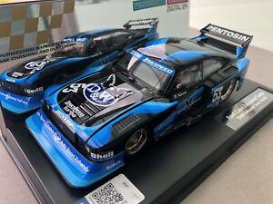 Carrera-digital-124-23859-Ford-Capri-Zakspeed-Turbo-034-d-amp-w-Zakspeed-equipo-nuevo-embalaje