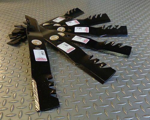 Multipack of 6 John Deere 145719 Gator G3 Lawn Mower Blades