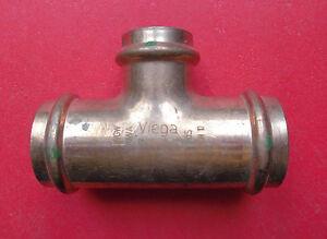 Viega-Profipress-T-Stueck-Kupfer-Serie-2418-22-15-22-mm