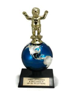 Baby-Trophy-World-039-s-Greatest-Birth-Baby-Steps-New-Years-Eve-Birthday