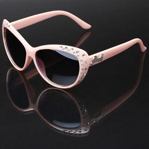 Cat-Eye-Kids-Girls-Rhinestone-Fashion-Ladies-Sunglasses-Children-Youth-Teen