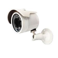 Mini HD 3.6MM 720P 1.0MP IP Camera Outdoor Network Onvif Security Metal Bullet W