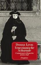 Leon, Donna - Venezianische Scharade: Commissario Brunettis dritter Fall