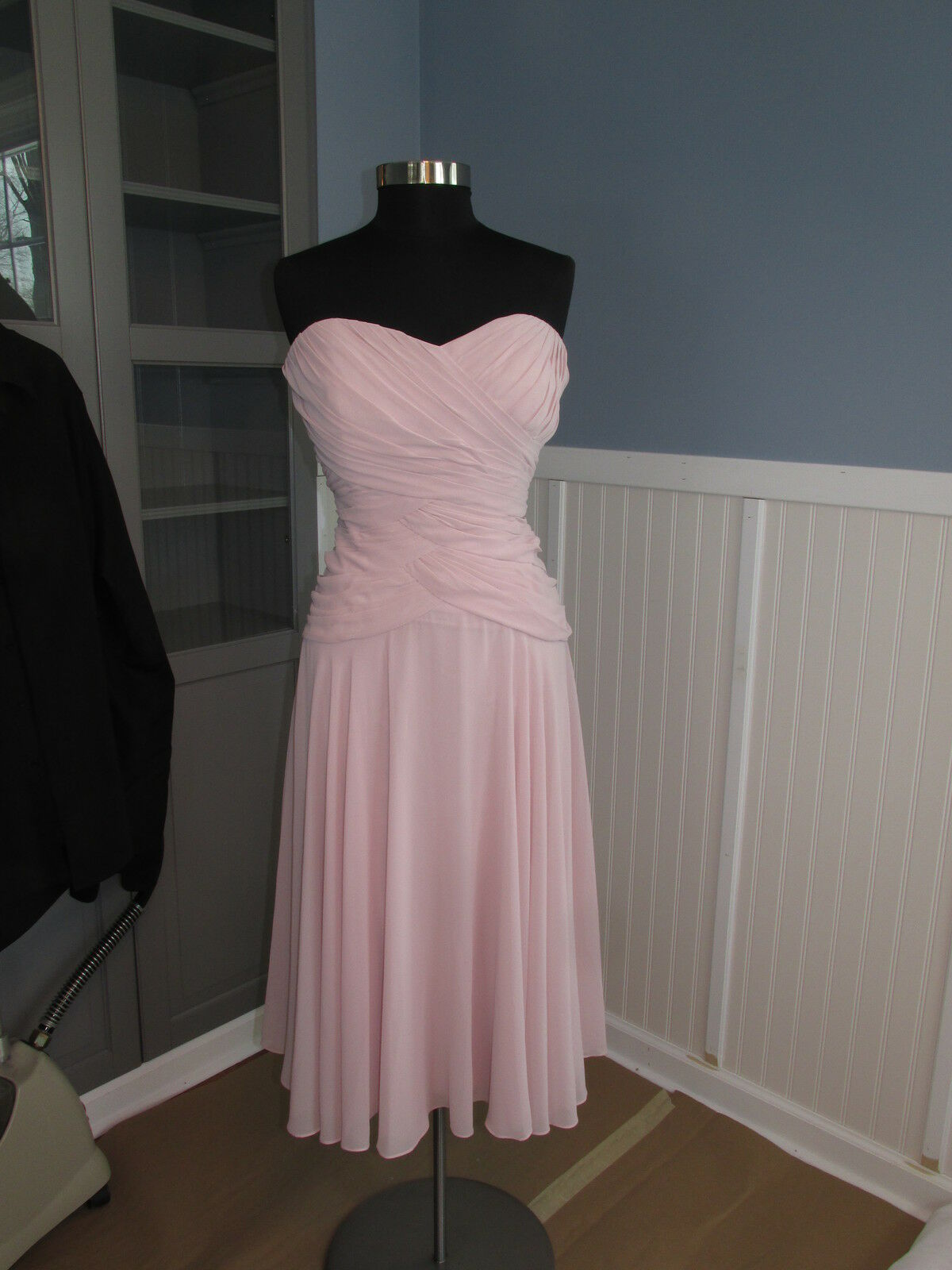 Jade by Jasmine J2205 special occasion dress - size 12 12 12 - pink tourmal (HC-21) 0f7e7a
