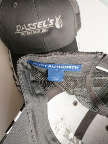Details about  /Dassel/'s Petroleum Embroidered Mesh Trucker Baseball Cap Hat NEW Gas Oil Propane